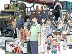 映画「サマーウォーズ」が「ヱヴァ:序」を抜き、アニメ作品史上最高のブルーレイ初動売上枚数を達成 - GIGAZINE