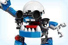 LEGO.com Миксели Обзор - Персонажи - Велдосы - Крамм