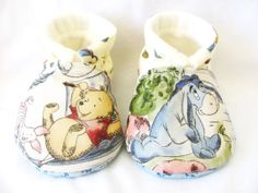 ON SALE: Choose your Own Character Baby Shoes, Gender Neutral Baby Shoe