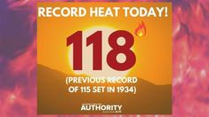 It's a scorcher! Phoenix sets record with high temp of 118 degrees   Extreme Heat   azfamily.com Meanwhile In America, Extreme Heat, The Funny, Weather, Phoenix, Arizona, Weather Crafts