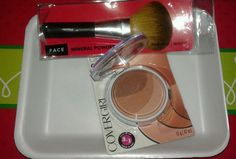 Covergirl Clean Glow Bronzer Blendable Matte Color 120 Spices Face Powder Brush #CoverGirl this and MANY more lots & discontinued hard to find make-up & just great deals find at ThenAndAgainTreasures on eBay from Vintage to New our family store has it all.