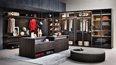 Picture perfect walk in closets