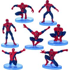 Children's Favourite Awesome Spiderman Toys Brinquedo PVC Kids Toys Spiderman Action Figure With Gift Hot Sale(China (Mainland))