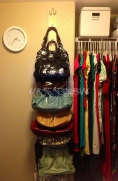 Bedroom Organization Ideas – Second Chance To Dream