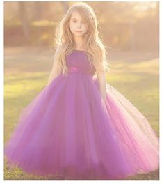 89.50$  Watch now - http://aliwc4.shopchina.info/go.php?t=32805409787 - Sleeveless Holy Communion DressesKids A-Line vestidos de primera comunion Ankle-Length Kids Graduation Gown  #magazine