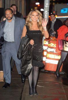 Mariah Carey Stops Traffic in NYC by Being Mariah Carey