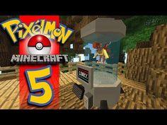 Minecraft Pixelmon - EP05 - Some Nice Catches!