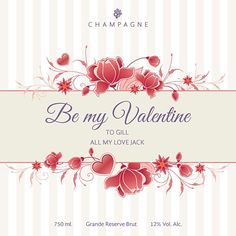 Wine and champagne online. Personalised champagne, mixed cases, wedding service, wine vouchers and delivery to Ireland. Rose Bouquet, Be My Valentine, Champagne, Place Card Holders, My Love, Gifts, Wedding, Valentines Day Weddings, Bouquet Of Roses