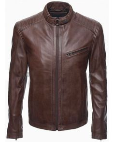 Carter Hall The Flash Leather Jacket