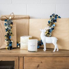 There is even Christmas inspired @palmbeachcollection candles this year! =)  beautiful packaging making them lovely gifts and even yummier scents.