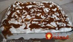 Érdekel a receptje? Hungarian Desserts, Hungarian Recipes, No Bake Treats, No Bake Desserts, Desserts In A Glass, Sweet Cookies, Food Snapchat, Eat Dessert First, Chocolate