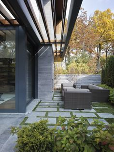 Toronto Residence - Explore, Collect and Source architecture