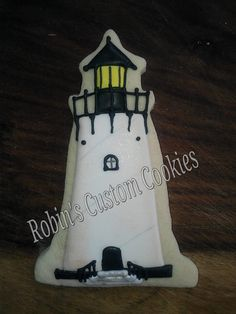 17 best Lighthouse Cookies images on Pinterest | Decorated cookies