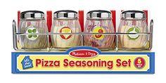 Melissa & Doug Pizza Seasoning Set (5 pcs) - Play Food, S... https://smile.amazon.com/dp/B00Y53Z9R2/ref=cm_sw_r_pi_dp_x_HhRrybZ1NMYTM