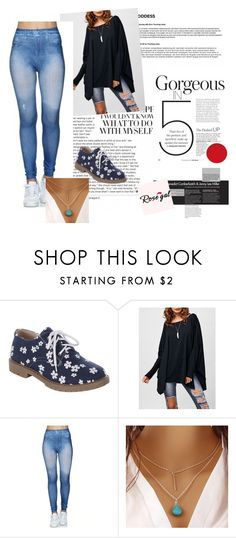 """""""ROSEGAL 55/1"""" by deyanafashion ❤ liked on Polyvore"""
