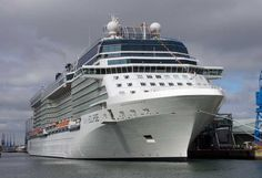 Celebrity Eclipse world cruises from 2015/2016 from Southampton.
