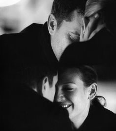 """I know it's you."" Peter & Olivia #Fringe"