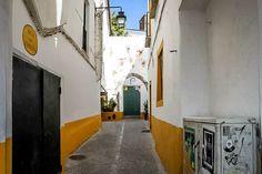 ruas típicas de Évora