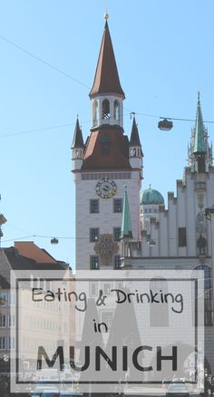 Top choices 2015 for eating and drinking in Munich