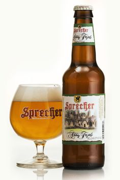 The Sprecher Abbey Triple is a strong but flavorful beer.  Always a good choice.