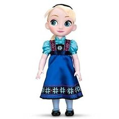 Disney Animators Collection Elsa Doll  16 *** To view further for this item, visit the image link.