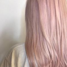 Frisuren Reasons For Purchasing Air Purifiers Article Body: A good air purifier helps in purifying t Blond Rose, Pink Blonde Hair, Pastel Pink Hair, Light Blonde Hair, Hair Color Pink, Blonde With Pink, Couleur Rose Pastel, Light Pink Hair, White Hair