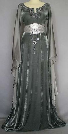 silver pagan robes uk - Google Search                                                                                                                                                                                 More