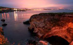 Tramonti mozzafiato lungo la costa centrale californiana