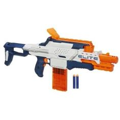 This Nerf Gun has a Built-In Camera to Capture the Action and Share Videos #toys trendhunter.com