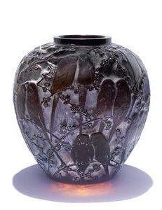 ART NOUVEAU - Rène Lalique vase... <3
