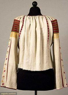 FolkCostume&Embroidery: Costume and Embroidery of Bukovyna, Ukraine, part 1 morshchanka