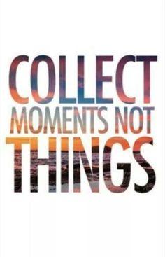Herinneringen maken