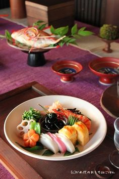 Japanese Food, Bento, Sushi, Lunch Box, Food And Drink, Tasty, Plates, Cooking, Ethnic Recipes