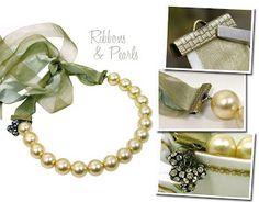 How to Make Ribbon JewelryTutorials - The Beading Gem's Journal