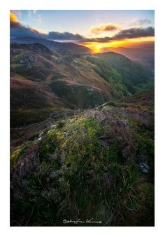 Saturday morning on top of Ben A'an. - Sebastian Kraus Landscape Photography