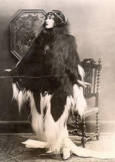 1920's Gloria Swanson