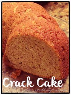 Crack Cake   APeekIn