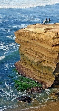 Sunset Cliffs, San Diego, California, U.S