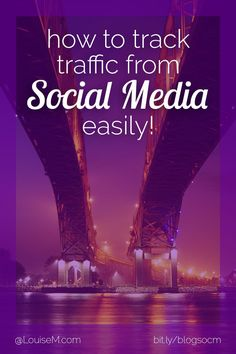Learn how to track blog traffic from social media, so you know where to focus your time! Google Analytics is your BFF if you know where to look. It's easy!