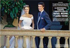 Rafael Medina, duke of Feria, and Laura Vecino Wedding ~ Red Carpet Wedding   10-16-2010