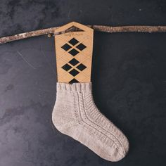Argyle Sock Blockers