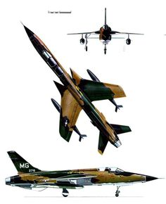 Republika F-105 Thunderchief