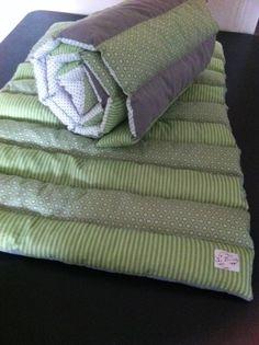 édredon bébé dégradé de vert : Linge de lit enfants par sheren