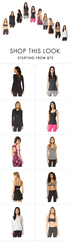 """Month end sale"" by emmamegan-5678 ❤ liked on Polyvore featuring Prismsport, Beyond Yoga and vintage"