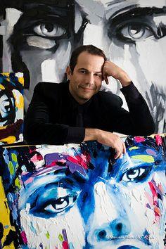 Cliente: Juliano Aguiar,  artista plástico. Fpolis/SC - Brasil. Foto © Mariana Boro - A CASAA