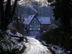 Keep the Home Fires Burning - Chantry Lane Cottage - Gillian Thomas