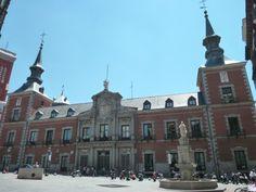 Palacio Santa Cruz  MADRID