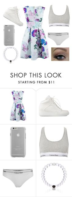 """Untitled #299"" by alicia-brockett ❤ liked on Polyvore featuring Closet, Rebecca Stella For Nelly, Case-Mate, Calvin Klein and Everest"