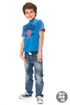 www.momolo.com #kids #dress #modainfantil #fashionkids #childrensfashion #childrens #niños #kids #streetstyle #denim Look de Zippy | MOMOLO Street Style Kids :: La primera red social de Moda Infantil