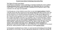Looking for examples to establish a Responsible Use Policy on your school computer room? Here you are!